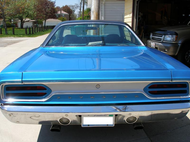 Sold For Sale 1970 Plymouth Satellite 11 000 For B