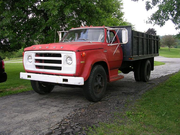 SOLD - 1974 Dodge D600 Truck! | For B Bodies Only Classic ...