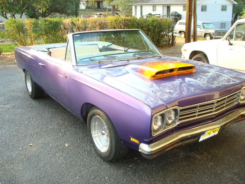 69 39 Roadrunner Convertible 440 Six Pack 4 Speed For Sale 25k For B Bodies Only Classic Mopar
