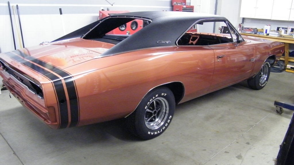 1968 dodge charger rt bumble bee stripe for b bodies. Black Bedroom Furniture Sets. Home Design Ideas