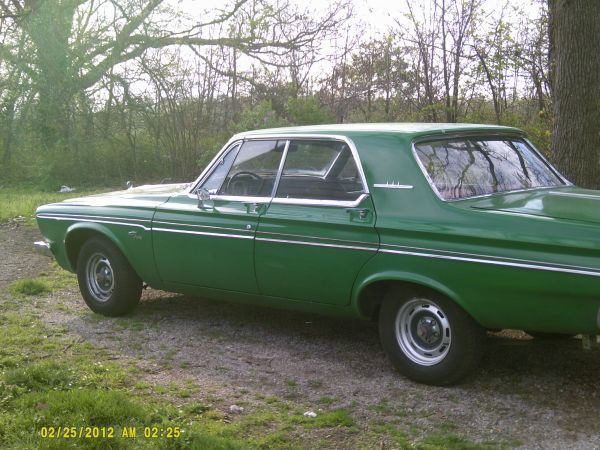 1963 plymouth fury 4 door hard top for b bodies only for Plymouth garage doors