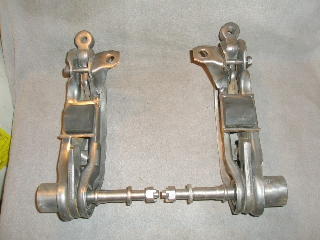 sold rebuilt  control arms  sway bar mount tabs    body cars   bodies