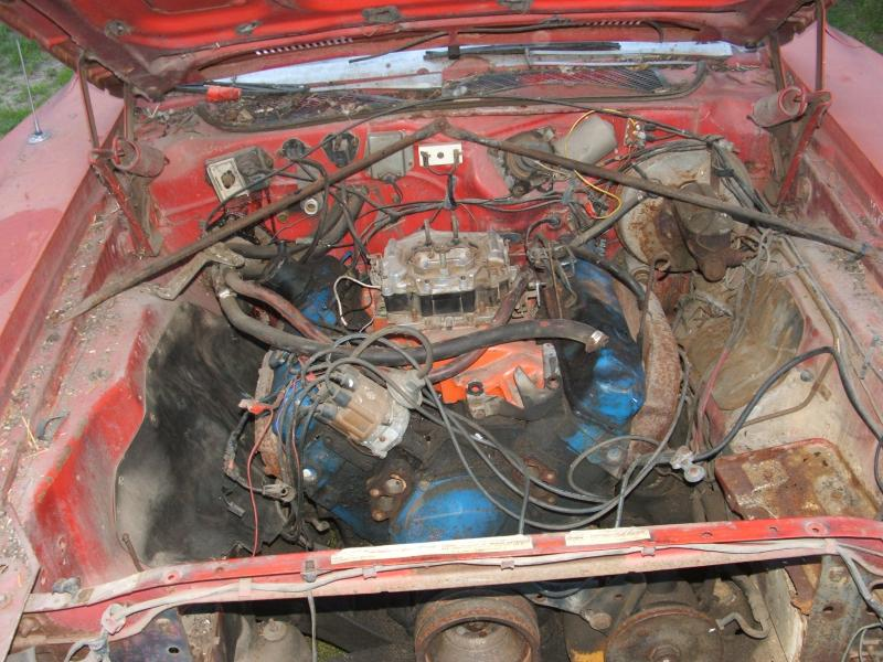 For Sale 1973 Dodge Charger Project Parts Car For B