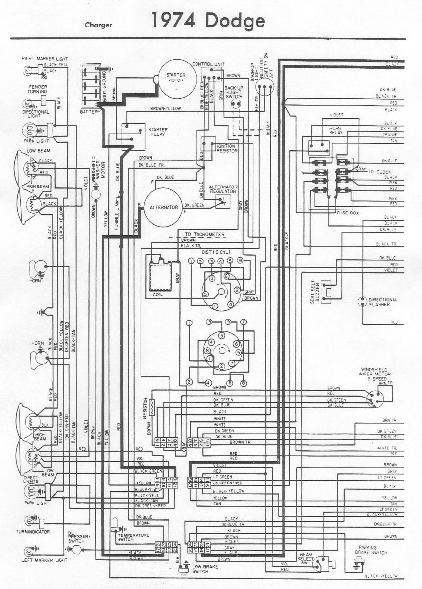 74 Plymouth Duster Wiring Diagram Simple Guide About 1970 Roadrunner Harness 1971 Dodge Coro And Charger 1974