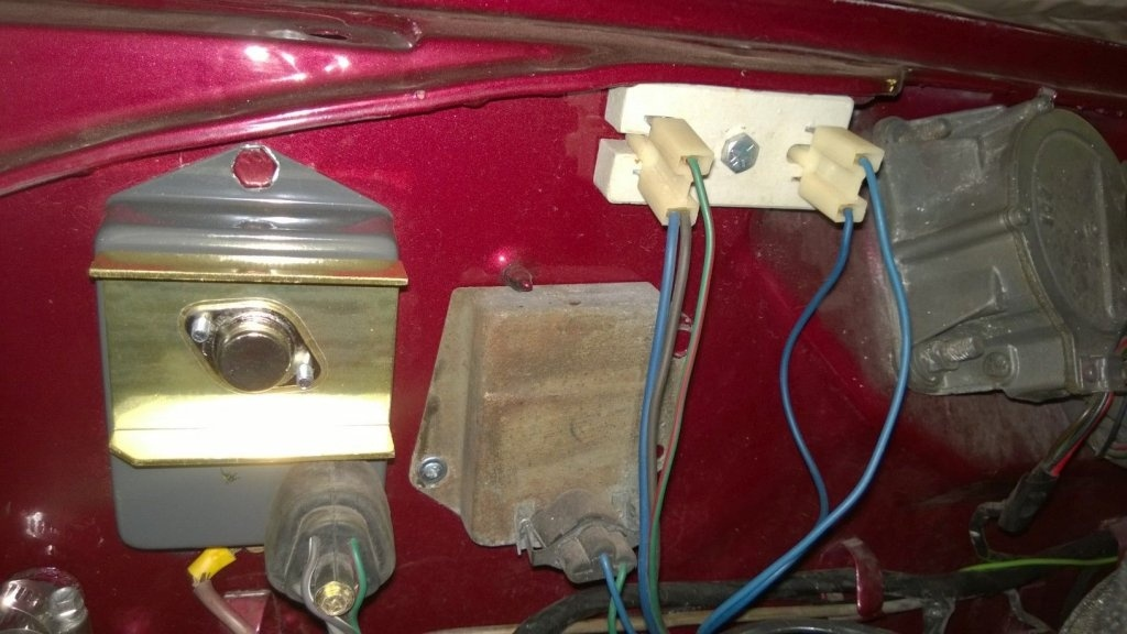 Questions on voltage to the coil | For B Bodies Only Classic Mopar ...