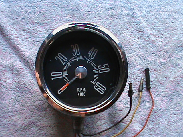 For Sale 66 67 Console Tachometer For B Bodies Only