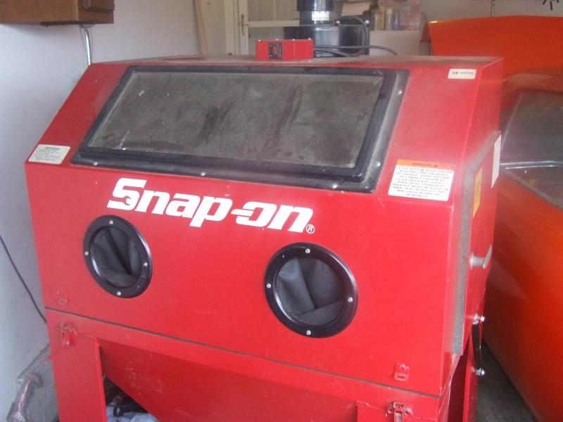 Snapon Sand blaster | For B Bodies Only Classic Mopar Forum