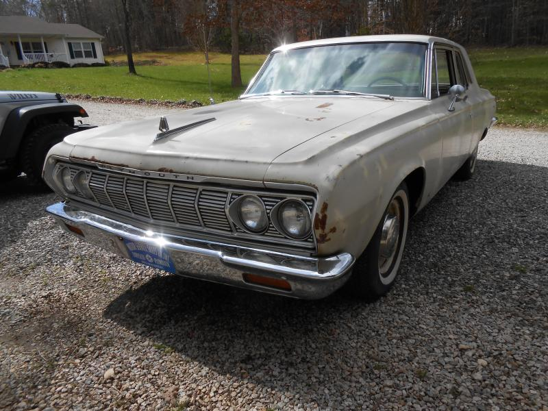 For Sale Plymouth Savoy Door Sedan Post For B Bodies