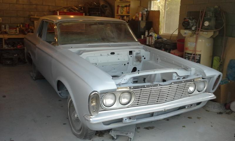 Cars For Sale In Louisville Ky >> FOR SALE - 1963 Plymouth Savoy max wedge project | For B Bodies Only Classic Mopar Forum