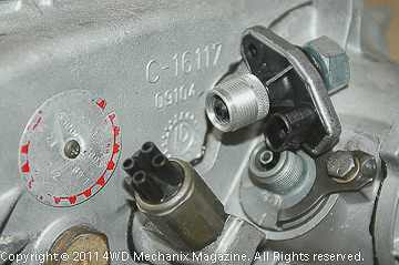 Speed Sensor For 727 A833 For B Bodies Only Classic