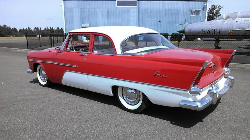 Sold 1956 plymouth savoy 2 door for b bodies only for 1956 plymouth savoy 4 door