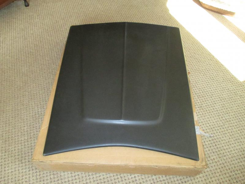 Sold 65 Race Hemi Fiberglass Hood Scoop For B Bodies