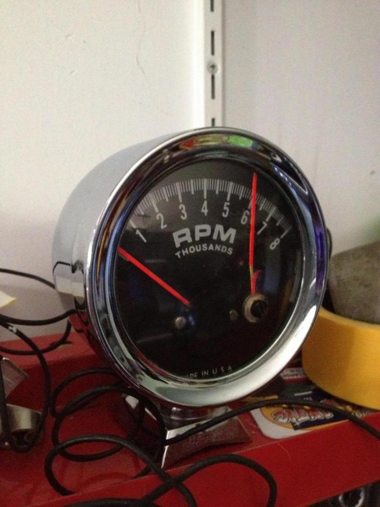 for sale - vintage dixco tach for sale | for b bodies only ... dixco tachometer wiring