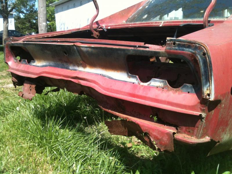 1969 Charger For Sale >> 1968 and 1969 Dodge Charger Rough Body Shells | For B ...
