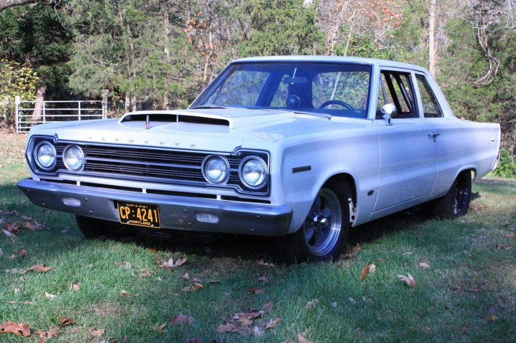 Sold 1967 Plymouth Belvedere I 440 4 Speed Nostalgia