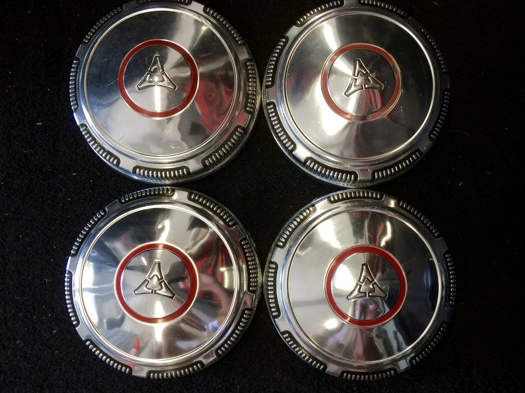 FOR SALE - **15X6 STEEL WHEELS WITH REDLINE DOG DISH ...