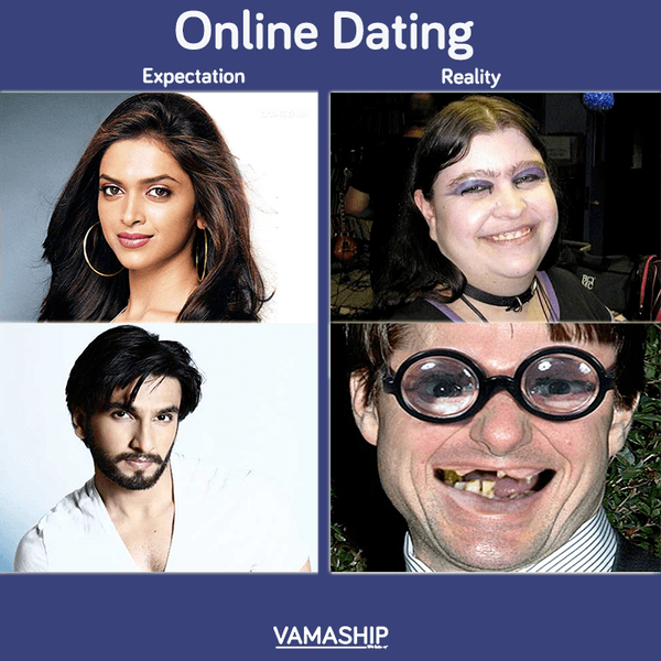online dating vs face to face The review of the ugly truth and negative aspects of online dating face the purpose of joining an online dating site is to search for a love partner.