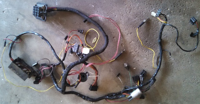 burnt wiring harness gandul 45 77 79 119  at creativeand.co