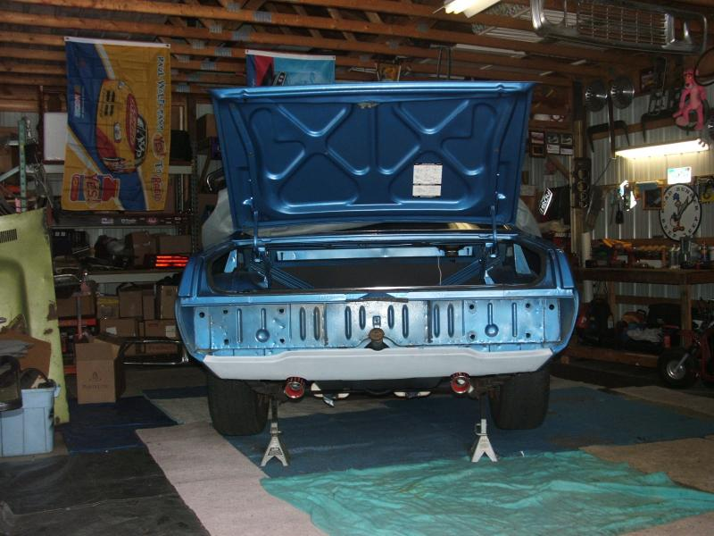72 rr rear tips with valance for b bodies only classic for Garage ad valence