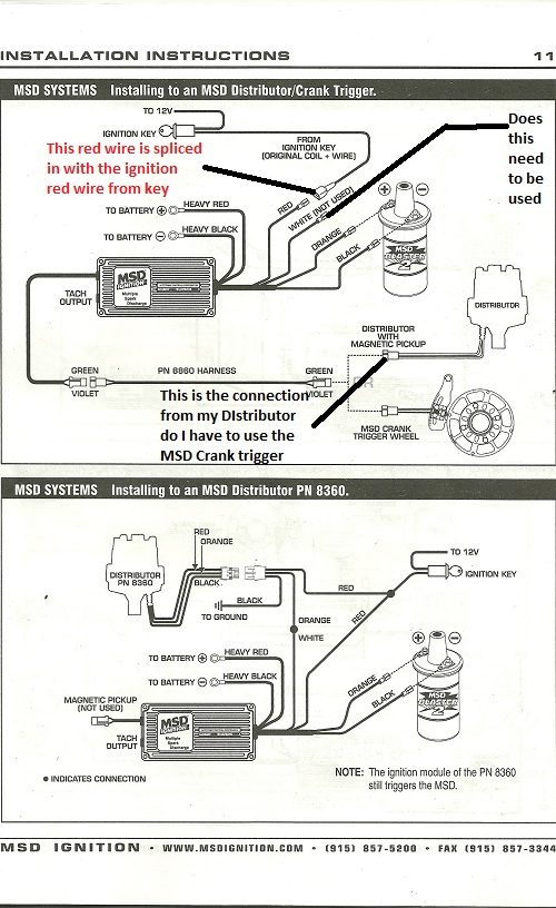 msd ignition question on 72 road runner with 440 for b bodies msd 6al wiring diagram mopar at couponss.co