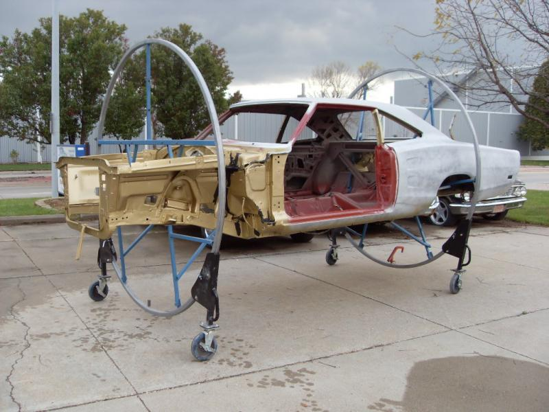 Rotisserie For Your Mopar For B Bodies Only Classic