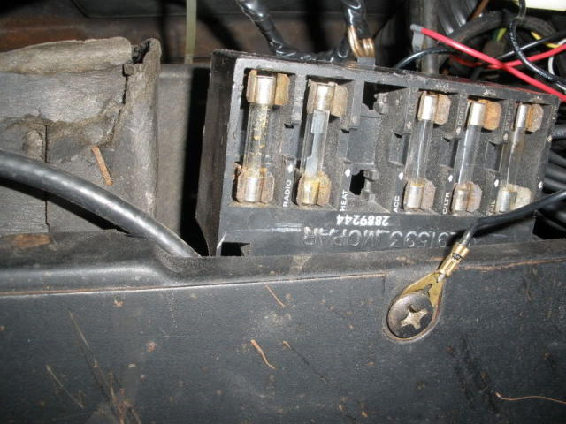 need 1968 rr fuse box location pics for b bodies only classic mopar fuse box at mifinder.co
