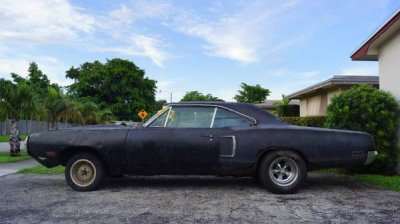 FOR SALE - 1970 Coronet Superbee - Project - 383BB - Lots ...