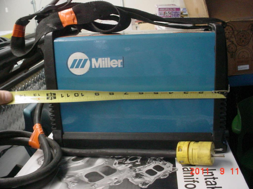 Miller Maxstar 150s Welder For B Bodies Only Classic Mopar Forum