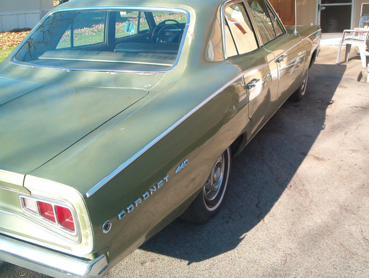 68 coronet 4 door for sale / or trade | For B Bodies Only Classic ...