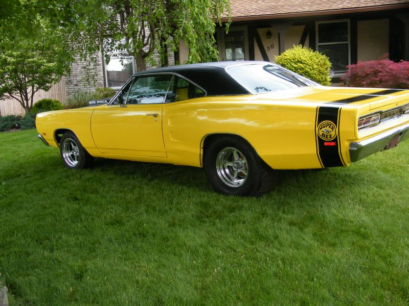 FOR SALE - 1969 Dodge Coronet Super Bee Clone- $18,000 | For B ...