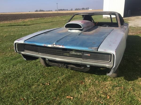 For Sale 1968 Dodge Charger Pro Street Touring Drag For B Bodies