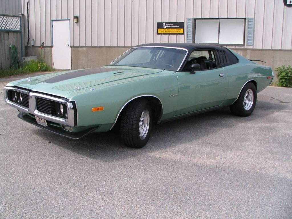 FOR SALE - 1974 Dodge Charger SE, 408 Stroker, CA car - VERY