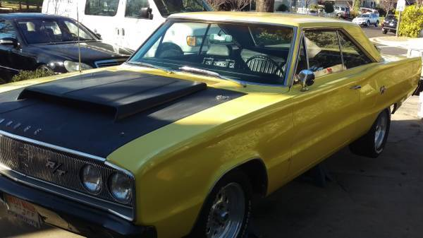 FOR SALE - 1967 Coronet R/T clone restomod sell or trade | For B