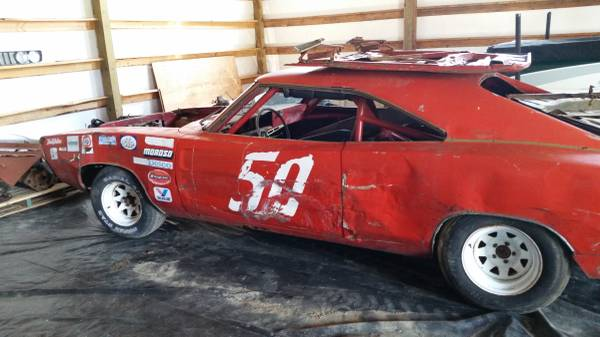 Not Mine 1968 Dodge Charger Parts Maybe Wa For B Bodies