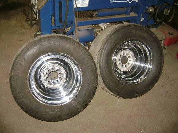 14 Inch Tires >> FOR SALE - 14x10 slots 14x8 and 14x10 cragar ss with 3bar spinners 2 chrome 15x10 chrome | For B ...