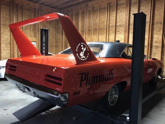 NOT MINE** - Newly restored 70 Superbird Fort Collins