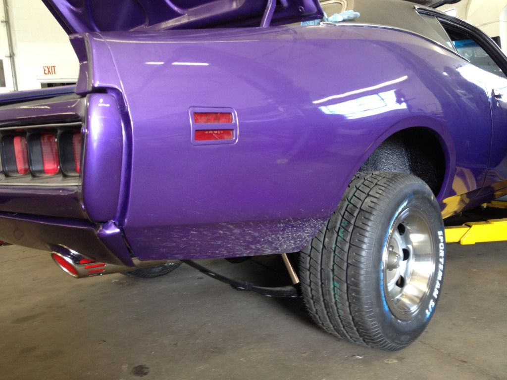 '71 Charger Wheel/Tire Selection | For B Bodies Only ...