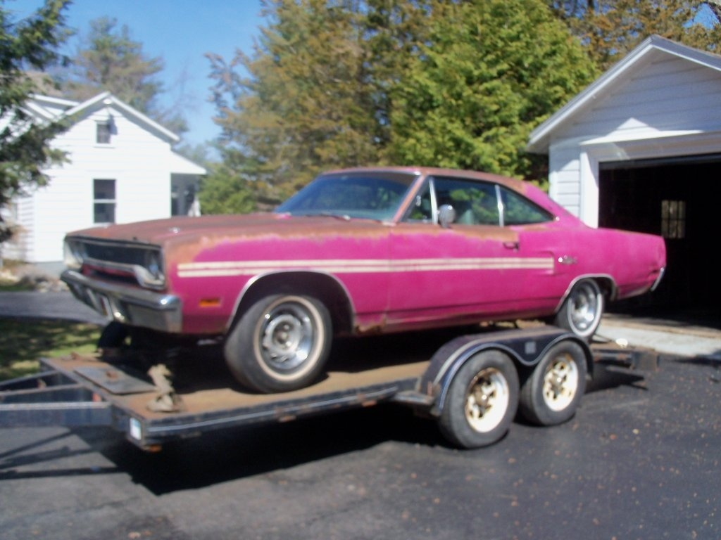 FOR SALE - 1970 GTX Panther Pink | For B Bodies Only Classic Mopar Forum