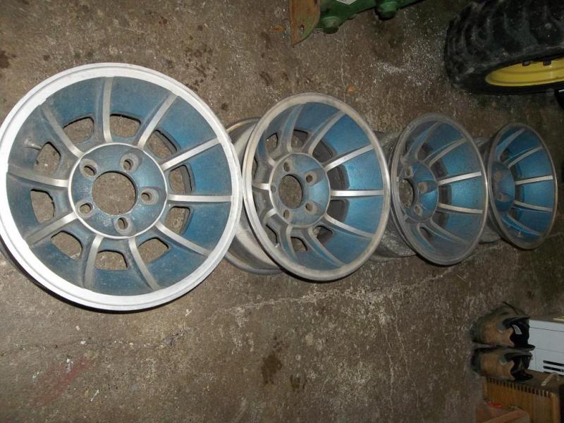 SOLD - 4 American Racing Vector Wheels 15x8.5 | For B ...