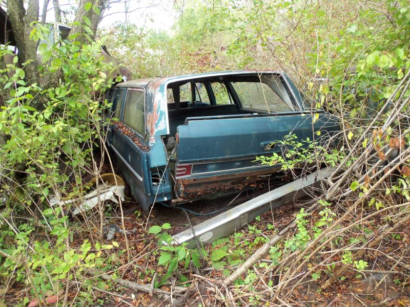 FOR SALE - Old junk yard closing in East Troy Wisconsin ...