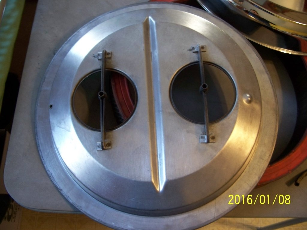 Hemi Air Cleaner : For sale hemi air cleaner assy b bodies only