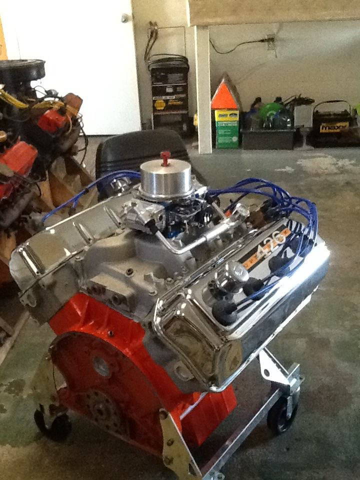 For Sale 426 Hemi Engine For Sale For B Bodies Only