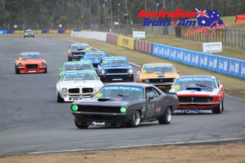 Firebird Race Car