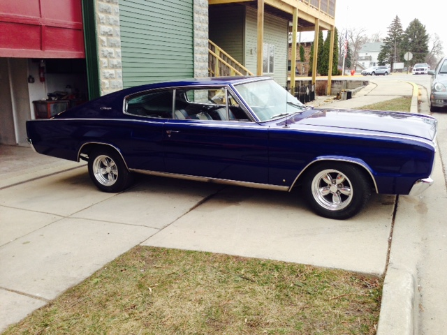 For Sale 1966 Dodge Charger 383 Automatic For B Bodies Only Classic Mopar Forum