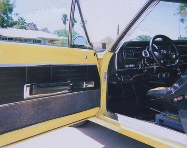 1966 Coronet 500 - drivers side interior - May 2006.jpg