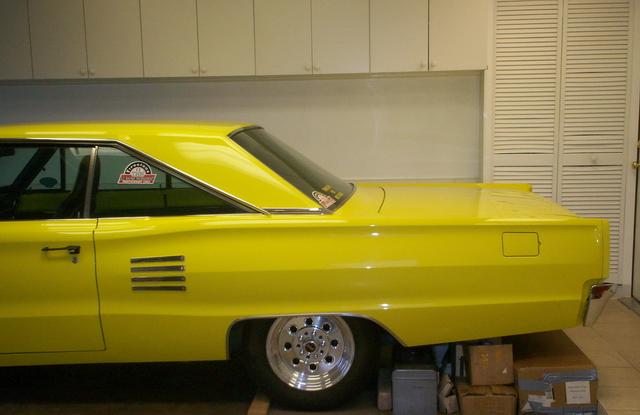 1966 Coronet 500 in my garage in Nov 2008.jpg