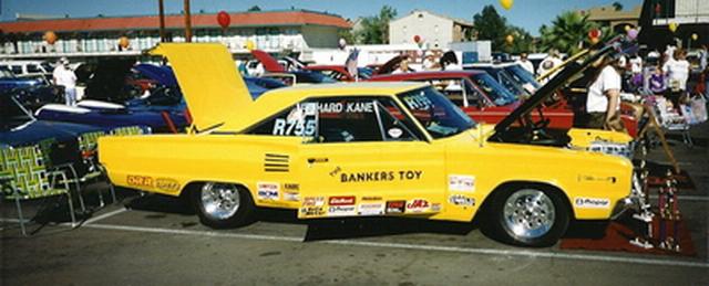 1966 Coronet - Toys For Tot's car show - Dec 1997 #1.jpg