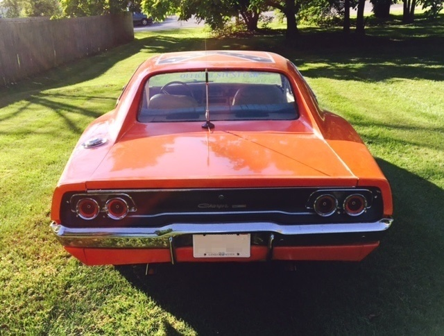 FOR SALE - 1968 Dodge Charger - General Lee $26k   For B