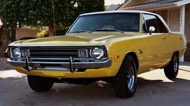 1972 Dart - New front windshield, front bumper, transmission cooler,  & restored front grille.jpg