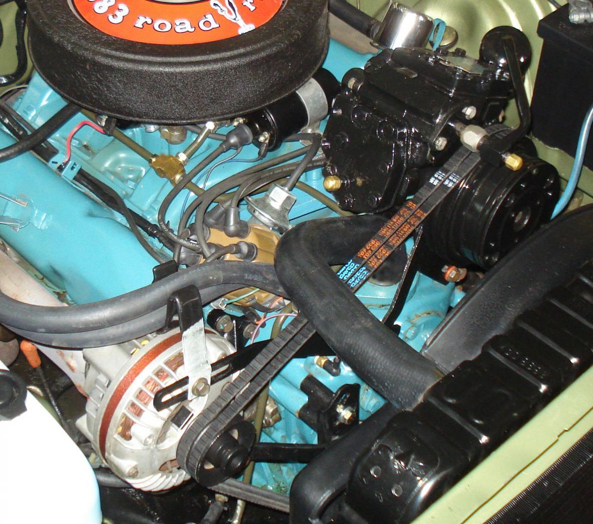 440 A C Compressor Bracket Alternater For B Bodies Only